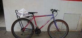 Pará de Minas: furta bicicleta em supermercado e vai preso