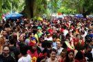 Quase 50 blocos desfilam neste fim de semana no Rio