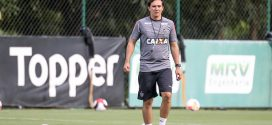 Thiago Larghi espera aproveitar chance no comando do Galo