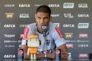 Leonardo Silva aposta no poder de reação do Galo
