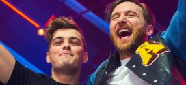David Guetta e Martin Garrix com novo single