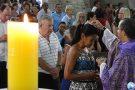 Católicos lotam igrejas de Pará de Minas nesta Quarta-Feira de Cinzas