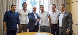Cruzeiro renova contrato do uruguaio De Arrascaeta até 2021