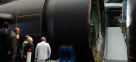 Temer destaca importância da construção de submarinos em Itaguaí