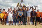 Brasil conquista ouro no masculino e feminino do Circuito Sul-Americano de vôlei de praia