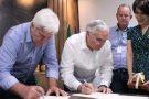 Acordo avalia uso do Canal do Panamá para levar grãos do Brasil à Ásia