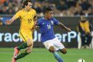 Alex Sandro é convocado para a Seleção Brasileira