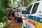 Dois presos e drogas apreendidas durante operação em Bocaina, zona rural de Cláudio