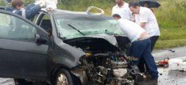 Acidente mata duas mulheres e deixa um homem ferido na BR-354 em Formiga
