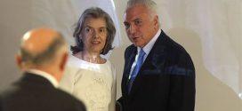 Cármen Lúcia assume presidência pela 3ª vez durante viagem de Temer