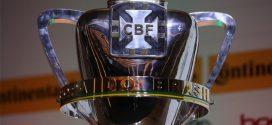 CBF divulga tabela detalhada da Quarta Fase da Copa do Brasil