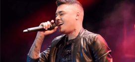 Novo hit de Felipe Araújo há oito semanas no Top Brasil