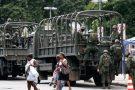 Forças Armadas continuam operação no Rio