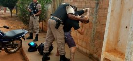 Operação Guardião apreende armas e drogas na região da 19ª Companhia Independente de Pará de Minas
