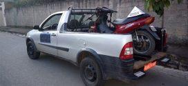 Igaratinga: PM recupera moto furtada e prende receptador