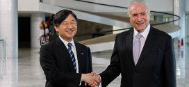 Príncipe japonês propõe união para solucionar problemas relacionados à água