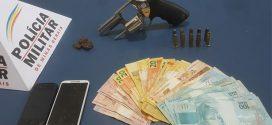 Operação Guardião já apreendeu armas, munições, drogas e sete pessoas foram detidas