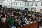 Nova Serrana: militar promove palestra sobre o Proerd durante missa