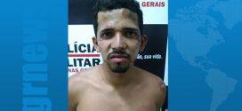 Nova Serrana: preso bandido de alta periculosidade procurado pela justiça