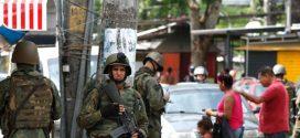 Mais de 4 mil agentes das forças de segurança fazem operação no Rio