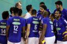 Sada Cruzeiro é superado pelo Vôlei Renata mas segue líder