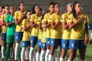 Brasil enfrentará Uruguai no quadrangular final do Sul-Americano Feminino Sub-17