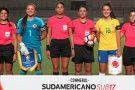 Brasil e Colômbia classificadas para fase final do Sul-Americano Feminino Sub-17