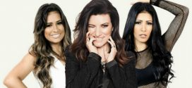 Laura Pausini divulga single com Simone e Simaria