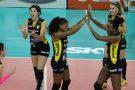Fase semifinal da Superliga feminina começa nesta sexta