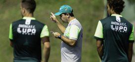 América inicia preparação para semifinal do Mineiro