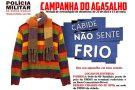 Polícia Militar de Formiga realiza campanha do agasalho