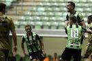 América estreia com vitória no Brasileirão