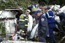 Empresa aérea será processada por famílias de vítimas do voo da Chapecoense