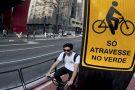 Mortes de ciclistas no estado de São Paulo aumentam quase 18%