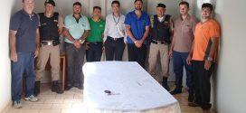 Quartel Geral: Polícia Militar se reúne com representantes do comércio para discutir melhoria na segurança