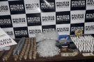 Suspeito de tráfico é preso com 172 pinos de cocaína durante Operação Saturação em Divinópolis