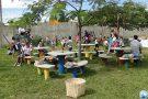 Projeto Bola de Gude promove atividades para comemorar o Dia do Índio