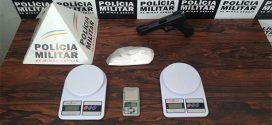 Divinópolis: operação prende suspeitos e apreende armas e cocaína