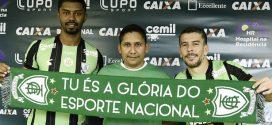 Apresentados, Donizete e Ricardo Silva demonstram confiança para sequência do ano