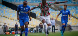 Cruzeiro sofre derrota para o Fluminense pelo Campeonato Brasileiro
