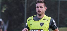 Atlético treina para enfrentar o Vitória