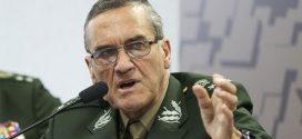 General Villas Bôas afirma que banalização da corrupção ameaça a democracia
