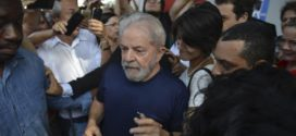 Julgamento sobre prisão de Lula começa em 4 de maio