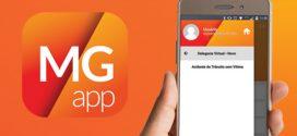 Pelo celular, cidadão pode solicitar Boletim de Ocorrência em MG usando aplicativo