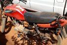 Formiga: homem é preso sem carteira e com moto adulterada