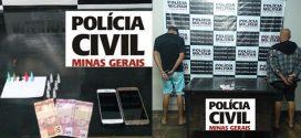 Luz: averiguação de denúncia resulta na prisão de traficantes