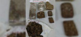 Formiga: PM prende três indivíduos por tráfico de drogas