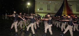 Solenidade de Formatura realizada em Bom Despacho integra 59 novos soldados ao efetivo da Polícia Militar