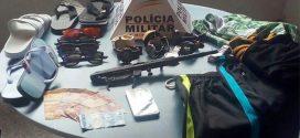 Igaratinga: indivíduo é preso depois de assaltar loja