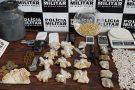 Quadrilha de traficantes é presa em Divinópolis com grande quantidade de drogas e pistola